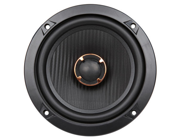 "DS18 BD-G6.5C Black Diamond 380 Watts 6.5"" Inch Component Speakers Pair Thumbnail 3"