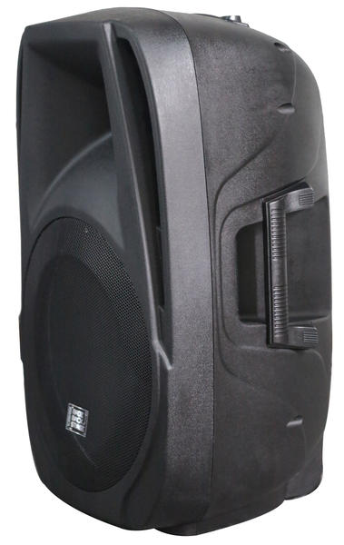 "DS18 MB-PW15BTLED 2000 Watt 15"" Bluetooth PA DJ Active Loud Speaker Thumbnail 4"