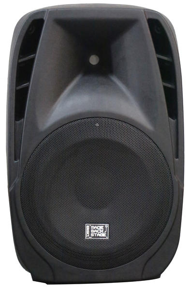 "DS18 MB-PW15BTLED 2000 Watt 15"" Bluetooth PA DJ Active Loud Speaker Thumbnail 1"
