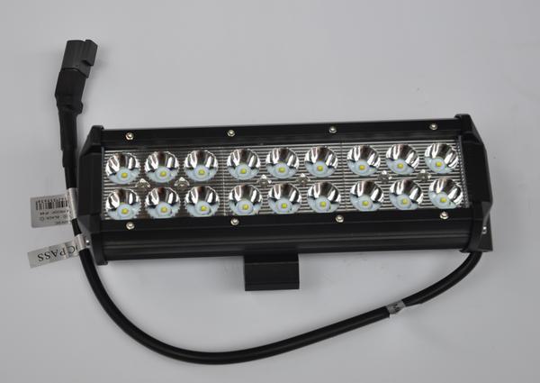 DS18 ORBC10 Car LED White Epistar Off Road Light Bars Thumbnail 1