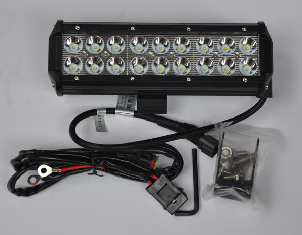 DS18 ORBC10 Car LED White Epistar Off Road Light Bars Thumbnail 4