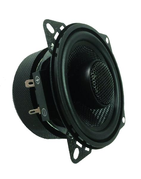 "DS18 Z-44 4"" Car Audio Coaxial Speakers Neodymium Tweeters 4 Ohms 120 Watt Pair Thumbnail 4"