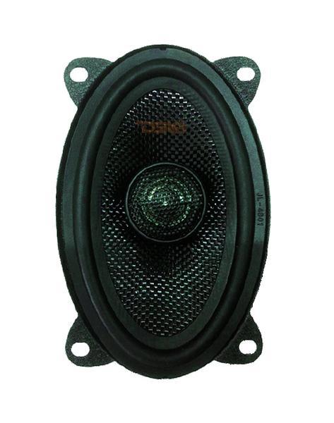 "DS18 Z-464 4""x6"" Car Audio Coaxial Speakers Neodymium Tweeters 4 Ohm 120 Watt Pair Thumbnail 4"