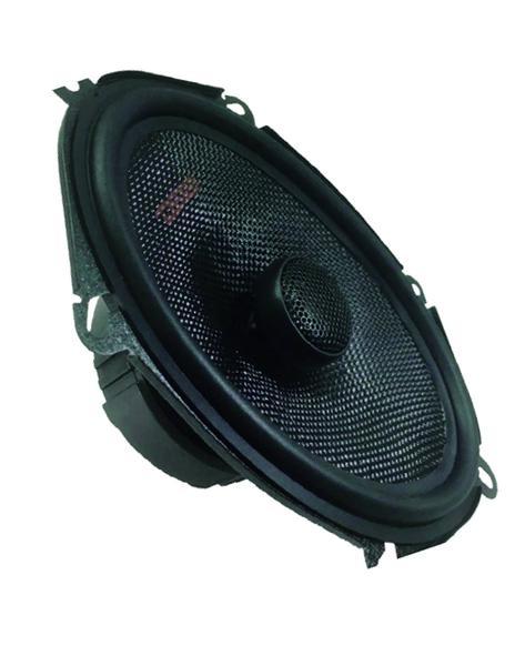 "DS18 Z-574 5""x7"" Car Audio Coaxial Speakers Neodymium Tweeters 4 Ohm 150 Watt Pair Thumbnail 3"