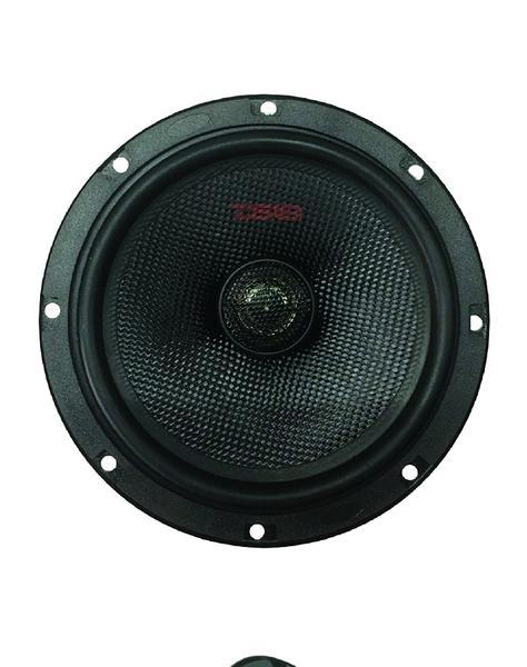 "DS18 Z-654 6.5"" Car Audio Coaxial Speakers Neodymium Tweeters 4 Ohm 180 Watt Pair Thumbnail 4"