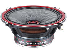 """DS18 EXL-SQ5.25 340 Watts 5.25"""" Inch Coaxial Speakers Pair"""