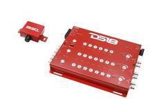 DS18 KEQ20 20 Band Pre-Amp EQ 6 Channel Line Driver Remote Subwoofer Control Single