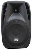 "DS18 MB-PW15BTLED 2000 Watt 15"" Bluetooth PA DJ Active Loud Speaker"
