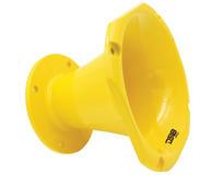 "DS18 PRO-HA100 Yellow 2"" Twist Throat Horn PA Audio Driver"