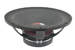 """DS18 PRO-BX15 Pro Series 2500 Watts 15"""" Inch Subwoofer"""