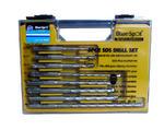 Blue Spot 20168 8 Piece Sds Drill Sets