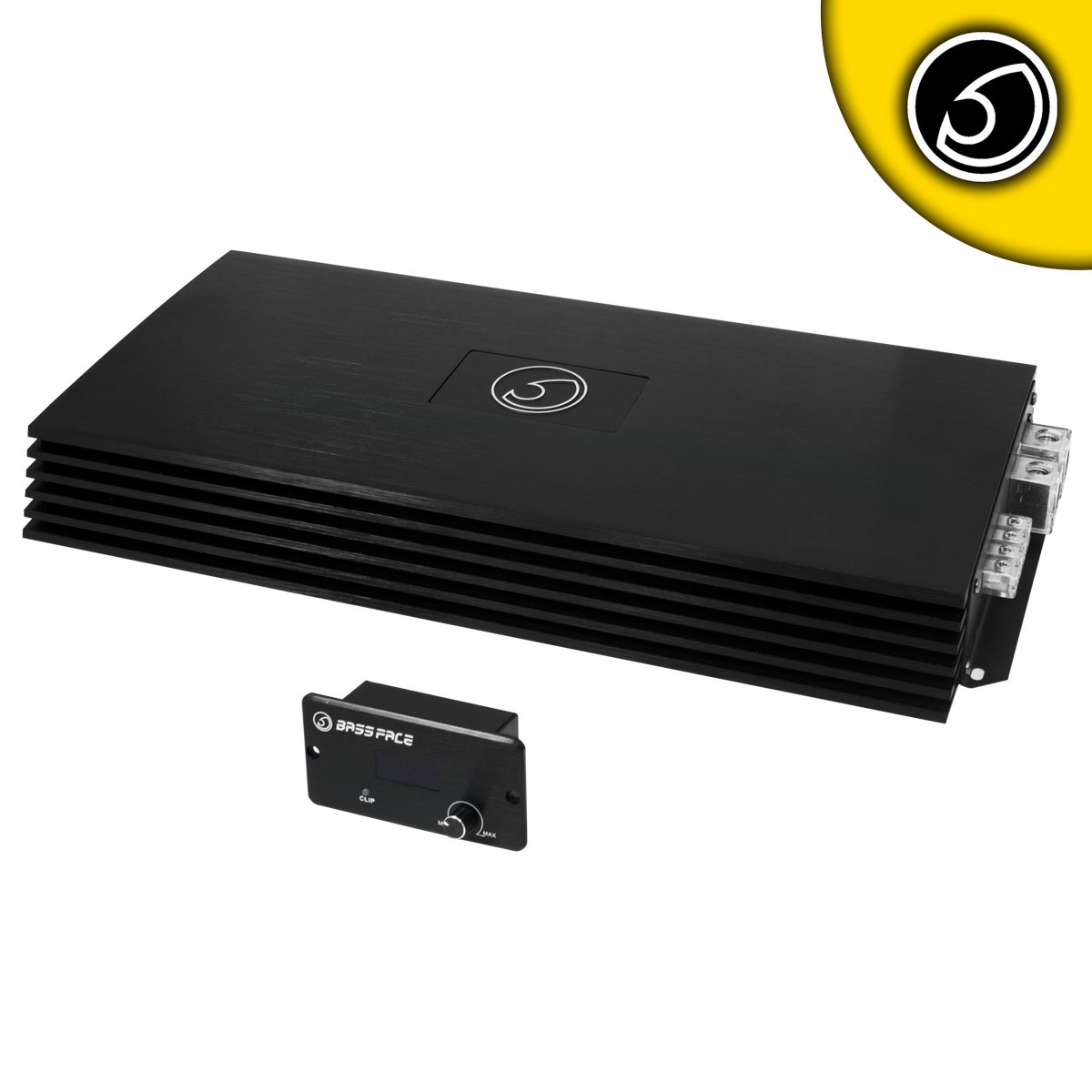 507d8100450be Bassface DB1.3 2130w 1Ohm Class D Monoblock Car Subwoofer Amplifier Bass  SPL Amp