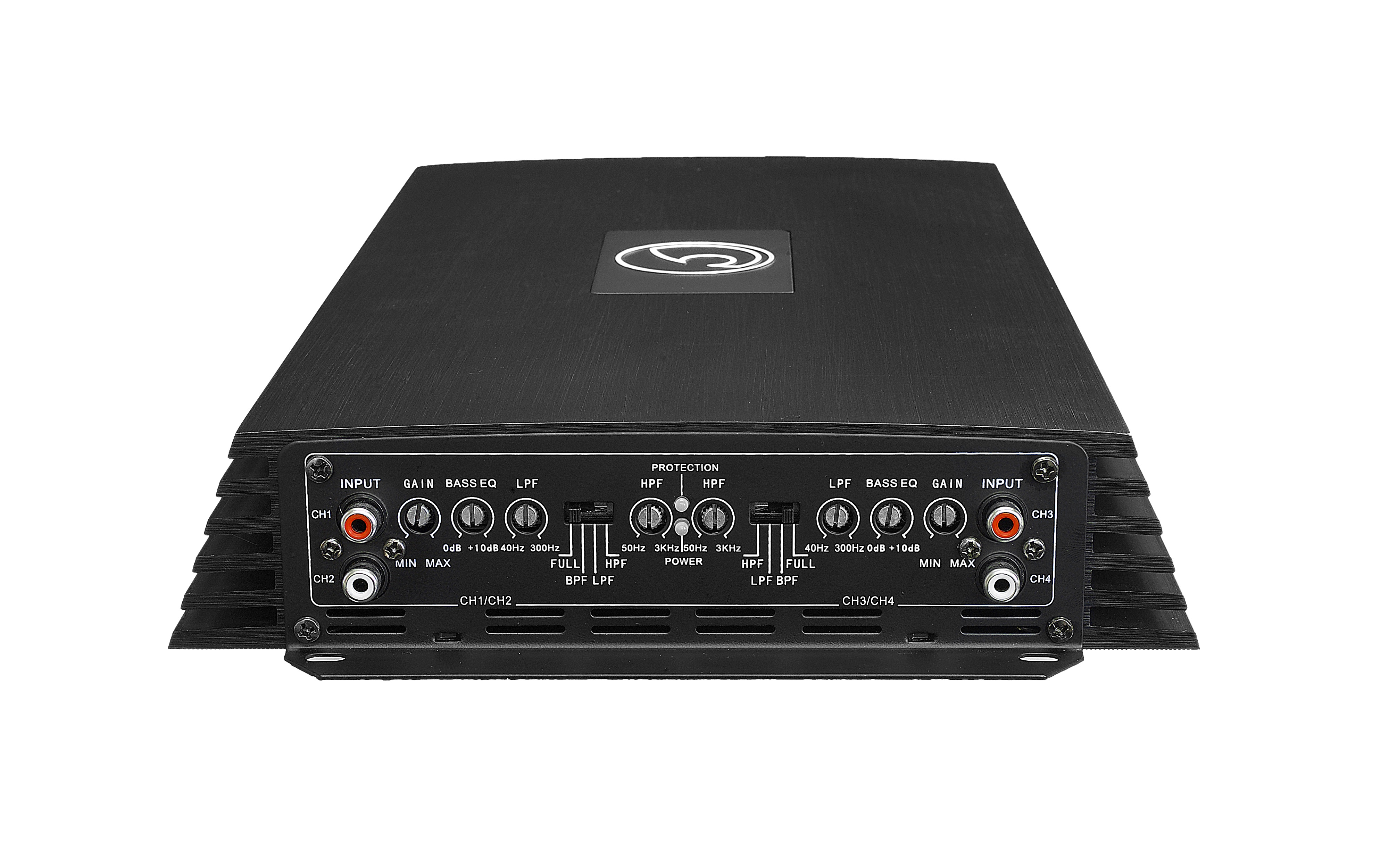 B Face Dbw  Channel Clab Car Speaker Stereo Sq Amplifier Amp