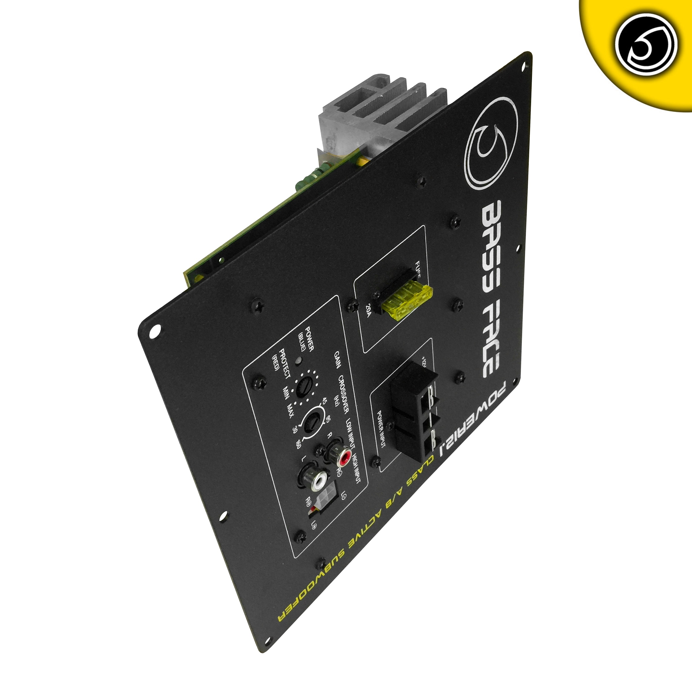 Bassface POWER12.1A Replacement Amplifier for POWER12.1 Active Bass Box