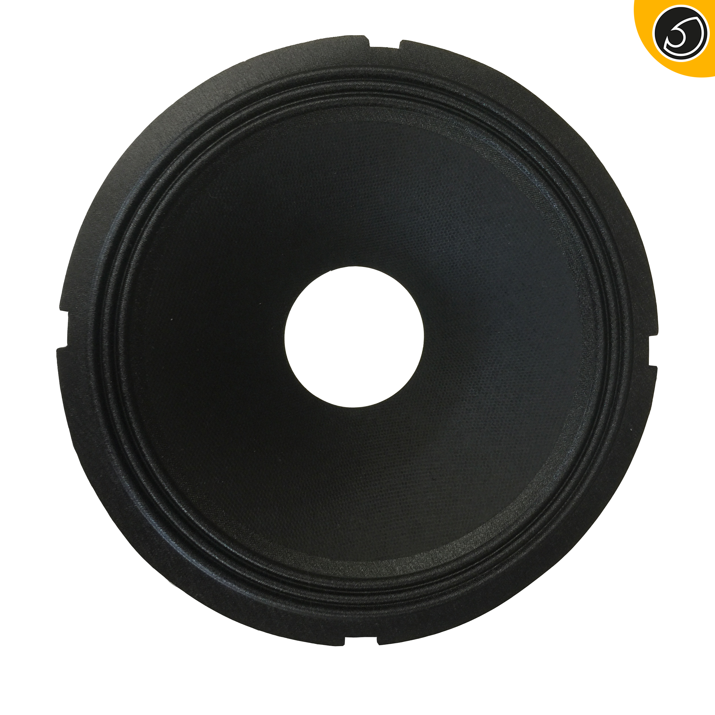 Bassface SPL8M.2.4/8 175mm Non Pressed Paper Replacement Woofer Speaker Cone