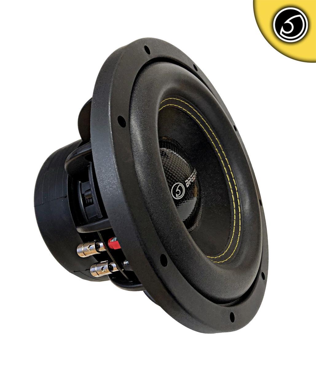 "Bassface SPL10.3S 10"" Inch 25cm 1800w Car Subwoofer 2x2Ohm DVC Sub Woofer SPL SQ"