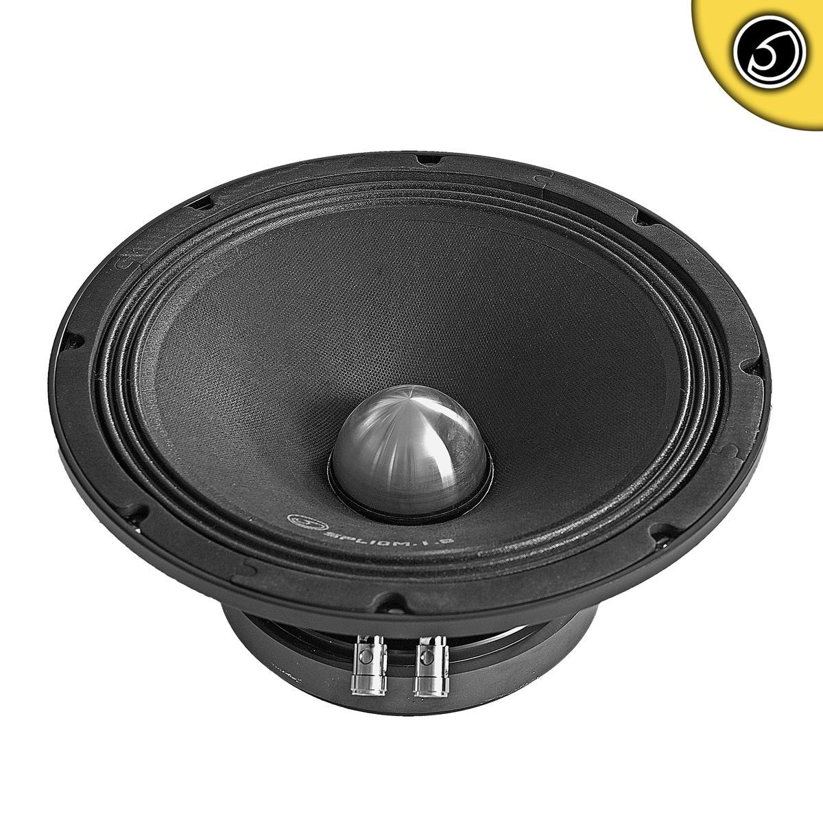 "Bassface SPL10M.1s 800w 10"" 25cm 8Ohm Midrange Midbass Driver SPL Speaker Single"