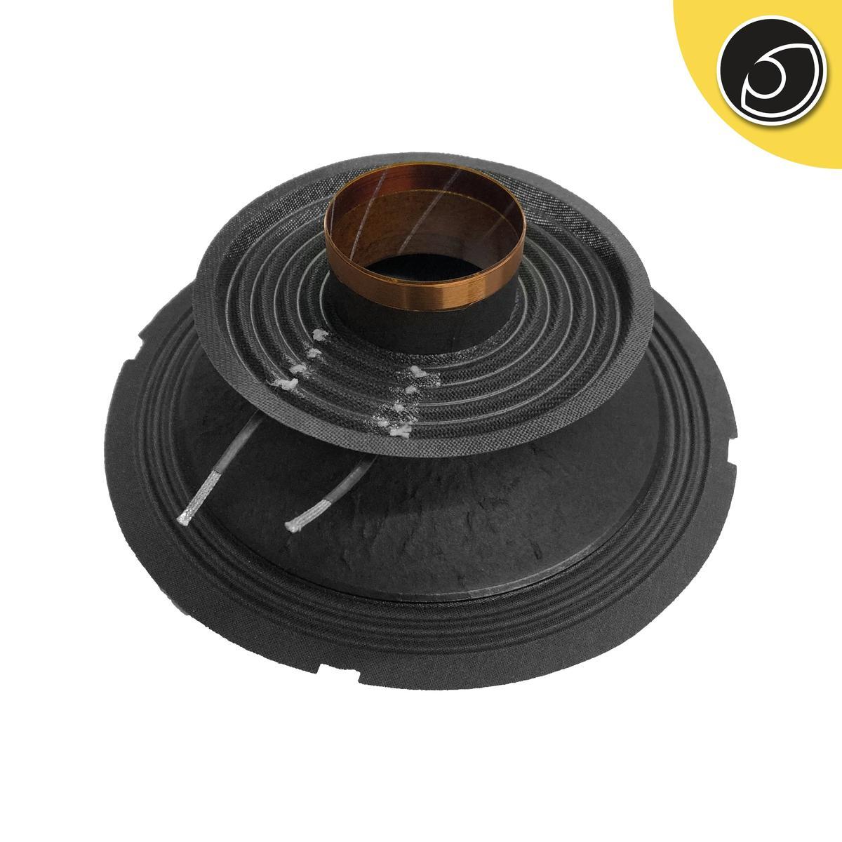 Bassface SPL8M.2NEO 8 Inch 20cm Neodymium Midrange Recone Kit 1x4 Ohm SVC