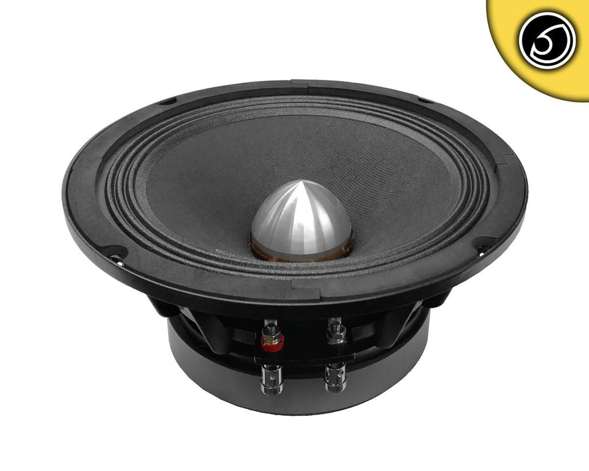 "Bassface SPL8M.2 8"" 20cm 500W 8Ohm Midrange Midbass Driver SPL Speaker Single"