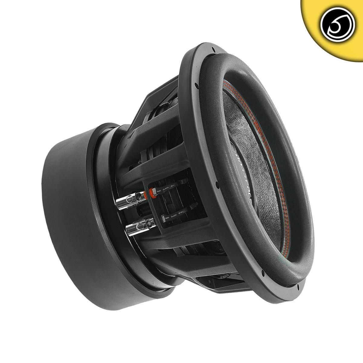 "Bassface XPL12.1 12"" Inch 30cm 7000w Subwoofer 2x2Ohm Extreme SPL SQ Sub Woofer"