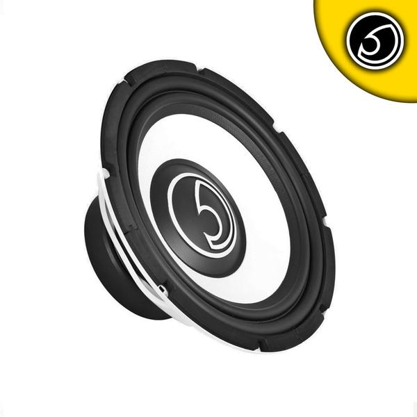 "Bassface SPL12.1 12"" Inch 30cm 1300w Car Subwoofer 4Ohm High Power Sub Woofer Thumbnail 1"