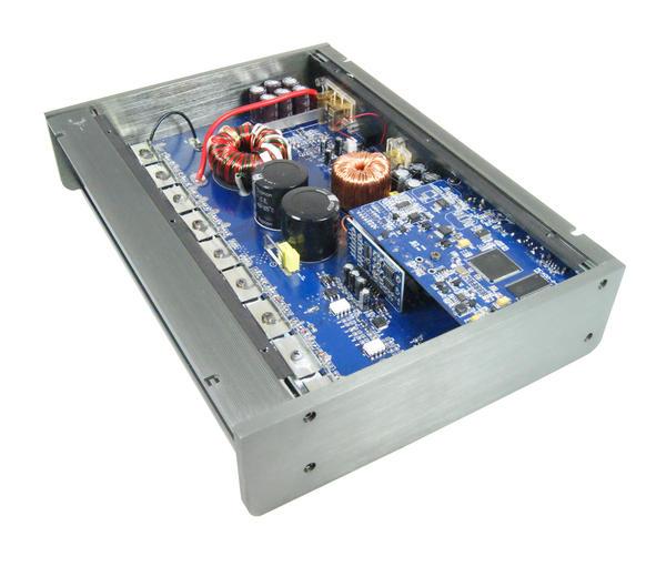 Bassface SQ1.1 990w PC Control Class D Monoblock DSP Car Subwoofer Amplifier SQ Thumbnail 3