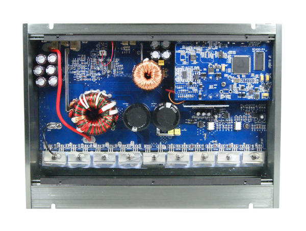 Bassface SQ1.1 990w PC Control Class D Monoblock DSP Car Subwoofer Amplifier SQ Thumbnail 4