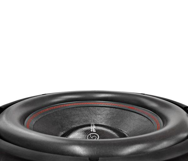 """Bassface BIGRED15.5 15"""" Inch 38cm 3500w RMS Subwoofer 2x1Ohm Extreme SPL SQ Sub Thumbnail 8"""