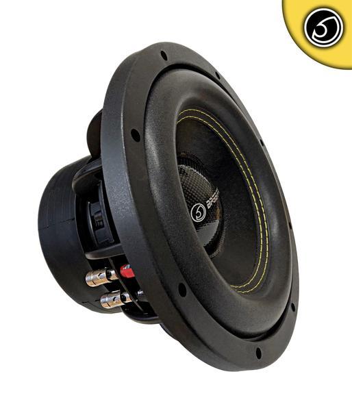 "Bassface SPL10.3S 10"" Inch 25cm 1800w Car Subwoofer 2x2Ohm DVC Sub Woofer SPL SQ Thumbnail 1"