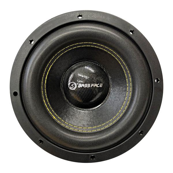 "Bassface SPL10.3S 10"" Inch 25cm 1800w Car Subwoofer 2x2Ohm DVC Sub Woofer SPL SQ Thumbnail 2"