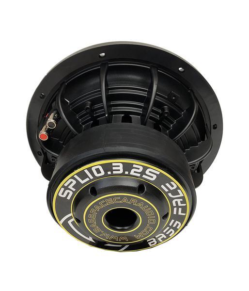 "Bassface SPL10.3S 10"" Inch 25cm 1800w Car Subwoofer 2x2Ohm DVC Sub Woofer SPL SQ Thumbnail 6"