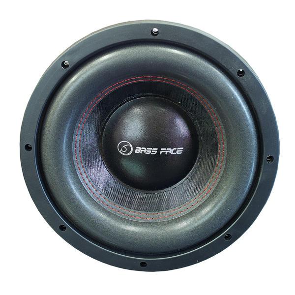"Bassface SPL10.3 10"" Inch 25cm 1600w Car Subwoofer 2x2Ohm DVC Sub Woofer SPL SQ Thumbnail 2"