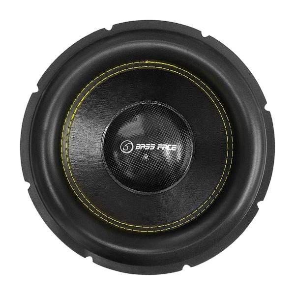Bassface SPL12.2SRC 12 Inch 30cm Car Subwoofer Recone Repair Kit 2x4Ohm DVC Thumbnail 2