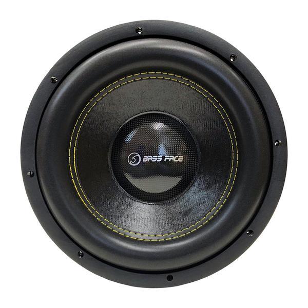 "Bassface SPL12.2S 12"" Inch 30cm 2700w Car Subwoofer 2x4Ohm DVC Sub Woofer SPL SQ Thumbnail 2"