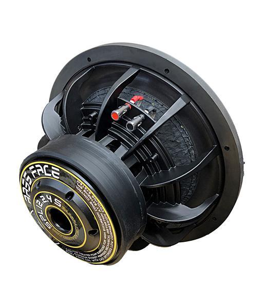 "Bassface SPL12.2S 12"" Inch 30cm 2700w Car Subwoofer 2x4Ohm DVC Sub Woofer SPL SQ Thumbnail 3"