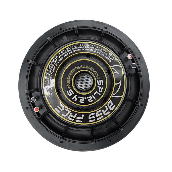 "Bassface SPL12.2S 12"" Inch 30cm 2700w Car Subwoofer 2x4Ohm DVC Sub Woofer SPL SQ Thumbnail 5"