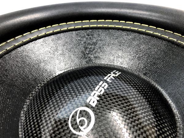 "Bassface SPL12.2S 12"" Inch 30cm 2700w Car Subwoofer 2x4Ohm DVC Sub Woofer SPL SQ Thumbnail 8"
