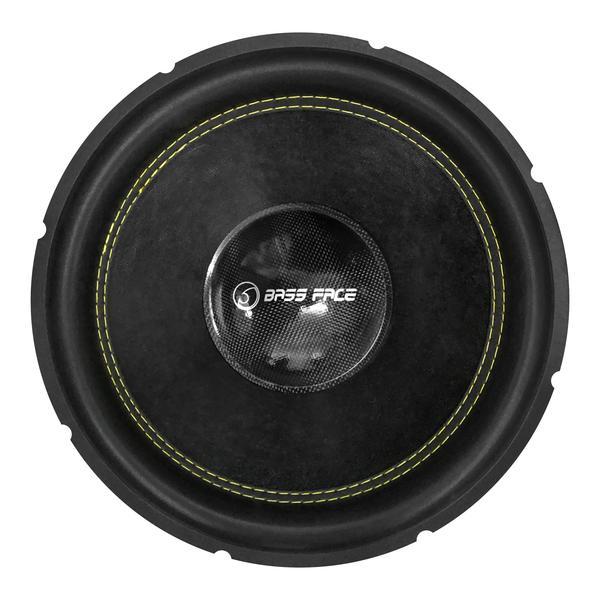 Bassface SPL15.2SRC 15 Inch 38cm Car Subwoofer Recone Repair Kit 2x2Ohm DVC Thumbnail 2