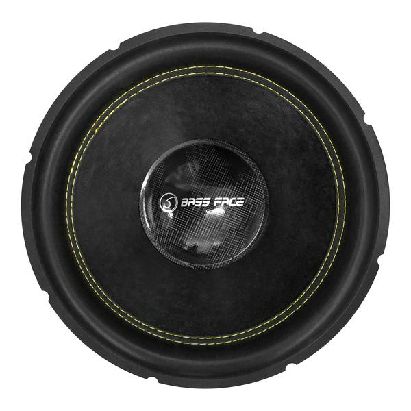 Bassface SPL15.2SRC 15 Inch 38cm Car Subwoofer Recone Repair Kit 2x4Ohm DVC Thumbnail 2