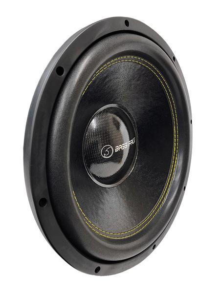 "Bassface SPL15.2S 15"" Inch 38cm 4200w Car Subwoofer 2x4Ohm DVC Sub Woofer SPL SQ Thumbnail 7"