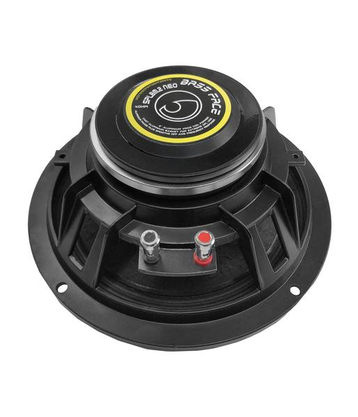"Bassface SPL8M.2NEO 8"" 20cm 500W 4Ohm Midrange Midbass Neo Magnet Speaker Single Thumbnail 3"