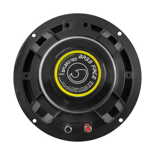 "Bassface SPL8M.2NEO 8"" 20cm 500W 4Ohm Midrange Midbass Neo Magnet Speaker Single Thumbnail 4"