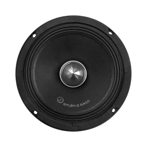 "Bassface SPL8M.2NEO 8"" 20cm 500W 4Ohm Midrange Midbass Neo Magnet Speaker Single Thumbnail 5"