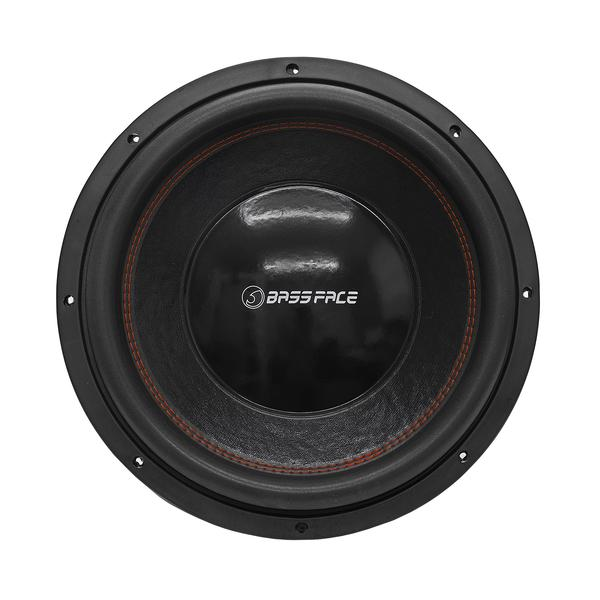 "Bassface XPL15.1 15"" Inch 38cm 7000w Subwoofer 2x2Ohm Extreme SPL SQ Sub Woofer Thumbnail 5"