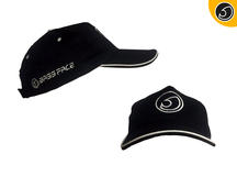 Bassface BFH.1B Car Audio Baseball Cap in Black