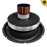 Bassface BIGRED12.5RC 12 Inch 30cm Car Subwoofer Recone Repair Kit 2x1Ohm DVC