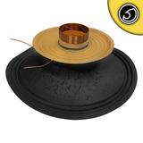 "Bassface PAW10.1 400w 10"" 20cm 4Ohm Mid Woofer Midbass Driver Recone Kit Single"