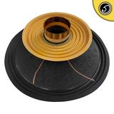 "Bassface PAW12.1 600w 12"" 25cm 8Ohm Mid Woofer Midbass Driver Recone Kit Single"