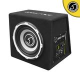 "Bassface POWER10.1 500w 10"" Inch Active Car Sub Amp Amplifier Powered Bass Box"