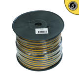Bassface PSC10.1 75m Roll 10AWG 6mm 15% CCA Speaker Cable Wire 525 Strand